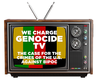 We Charge Genocide TV